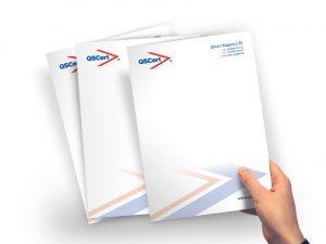 Отпечатване на бланки